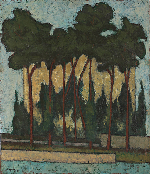 The Pine Forest of Ravenna